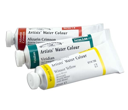 WInsor Newton Artists' Watercolors