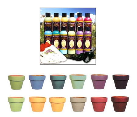 Potting Shed Set of 12