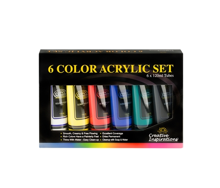 Creative Inspirations Acrylic Colors Set