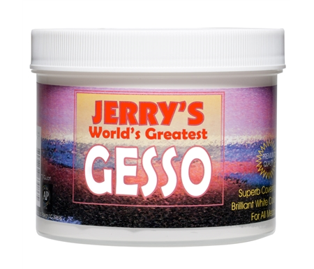 Jerry\'s World\'s Greatest Gesso - 1 Quart