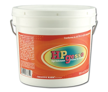 HP Gesso (Please note: 500ml size shown is no longer available.)