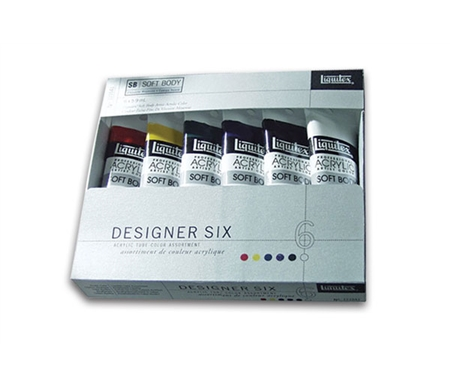 Designer Set of 6