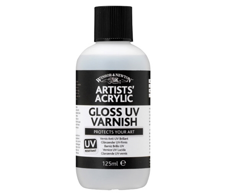 Gloss UV Varnish 125 ml Jar