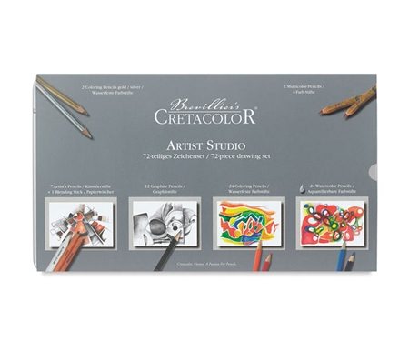 Cretacolor Artist Studio Set of 72