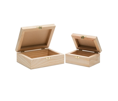 DaVinci Pro Wood Box Kits