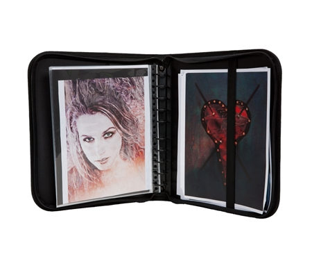 Great for storing and displaying artwork!