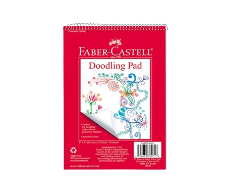 Faber-Castell\'s Premium Childrens\' Doodling Pad