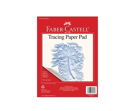 Faber-Castell\'s Premium Childrens\' Tracing Pad