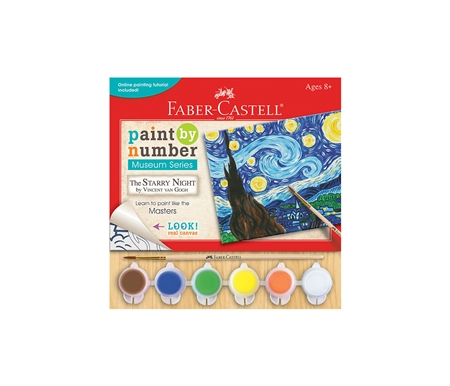 Faber-Castell Paint by Number