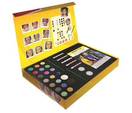 A fantastic gift for kids and face painting enthusiasts!