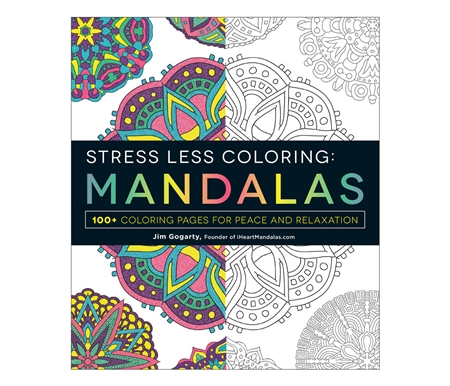 Northlight Adult Coloring Books
