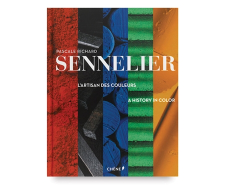 For the 125th Anniversary, Sennelier has released a book detailing their rich history and contributions to the art world
