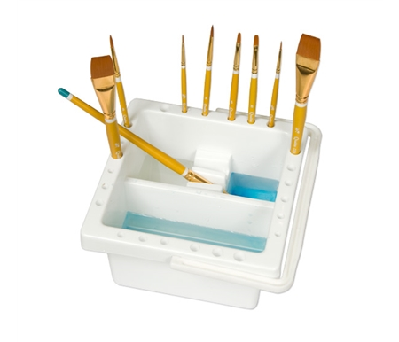 Multi-purpose Brush Basin