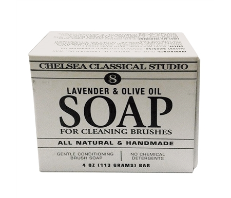 Chelsea Classical Studio Lavender and Olive Oil Soap