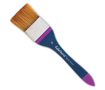 Colorburst 2 inch Wash Brush