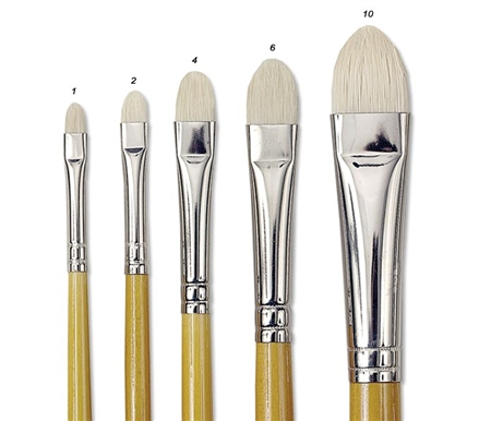 Series 227A Brush Set