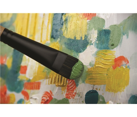 Princeton Catalyst Bristle Short Handle Brush