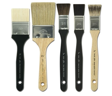 Spalter Brushes