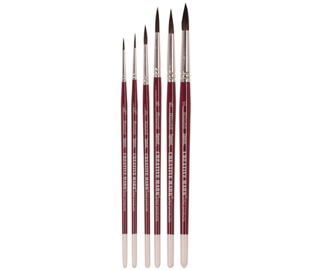 Creative Mark Squirrel LE Limited Edition Brushes and Set