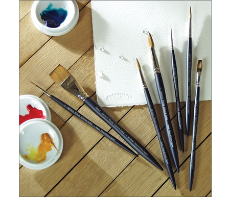 Winsor & Newton Artists\' Water Colour Sable Brushes