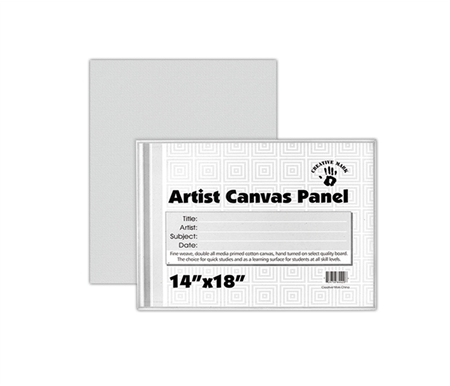 Creative Mark Canvas Panels