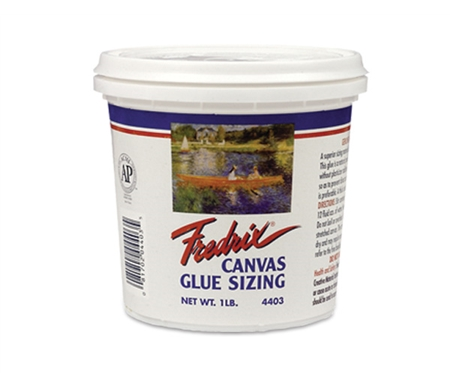 This sizing comes in 1 lb. economical buckets.