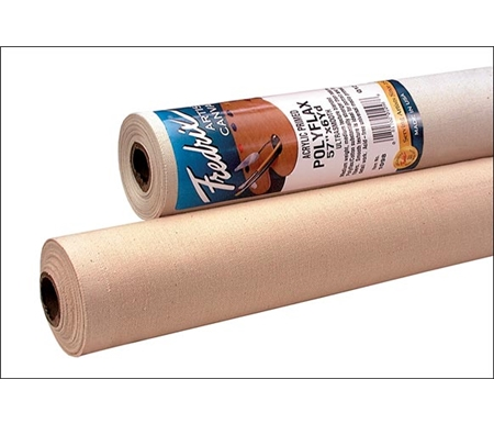 Fredrix Acrylic Primed Cotton Rolls