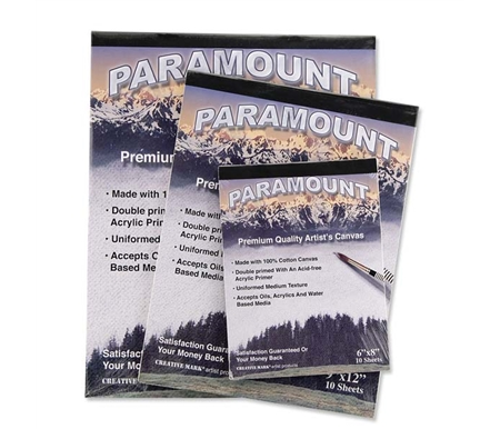 Paramount Canvas Pads