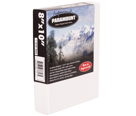 "Paramount Professional 1-13/16"" Deep Gallery Wrap Canvas"