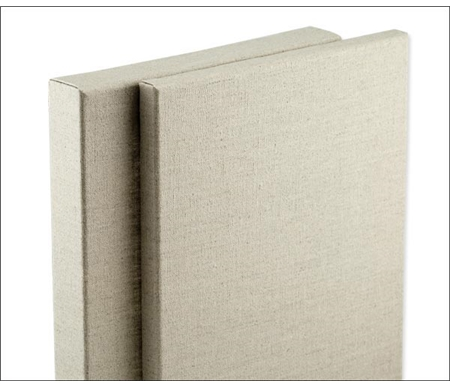 Senso Clear Primed Linen Canvas 3/4""