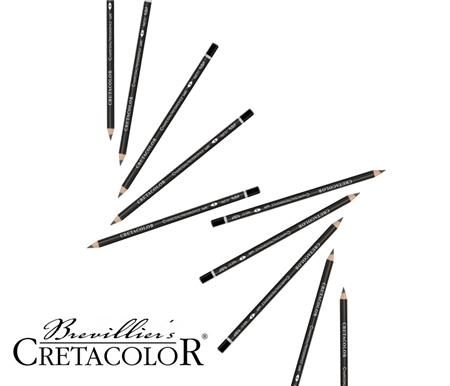 Cretacolor Charcoal Pencils