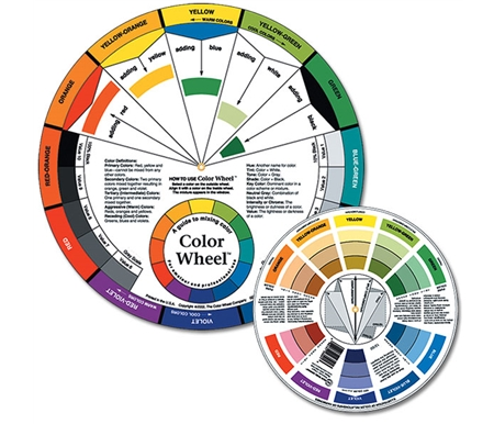The Artist\'s Color Wheel and Pocket Color Wheel