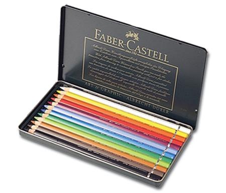 faber castell polychromos pencil sets 120 ct set. Black Bedroom Furniture Sets. Home Design Ideas