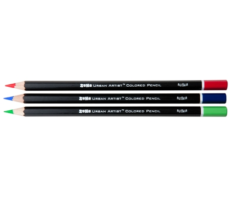 SoHo Urban Artist Colored Pencils