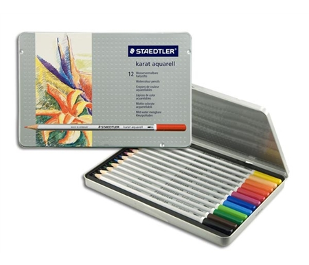 Watercolor Pencil Set of 12