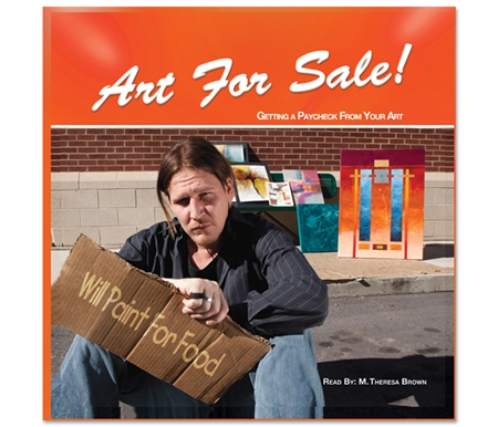 Art for Sale - Getting a Paycheck for Your Art
