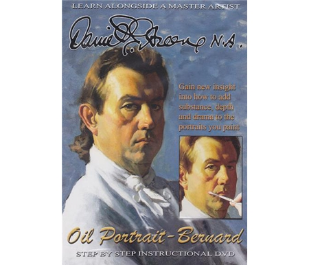 Oil Portrait: Bernard DVD
