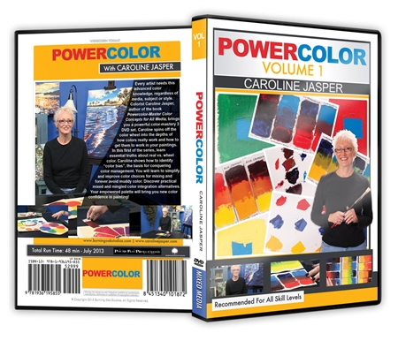 Powercolor Vol.1 with Caroline Jasper