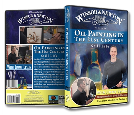 Oil Painting in the 21st Century: Still Life DVD