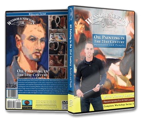 Oil Painting in the 21st Century: Portraits and People DVD