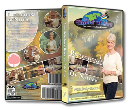 Reflections of Nature DVD with Judy Crane