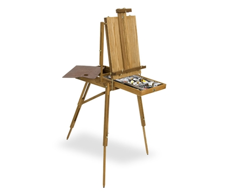 This Escort Easel is a modern version of the original Jullian Escort French Easel!