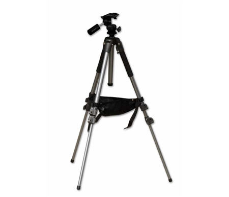 Includes everything you need to use a tripod with your Guerrilla Painter® Box and Thumbox!