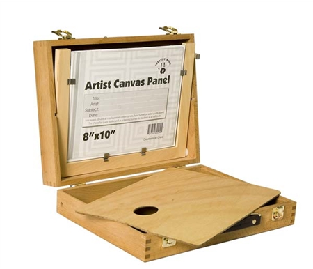 "8x10"" Guerrilla Painter Cigar Box"
