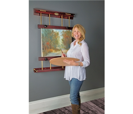 The Rue Wall Easel makes a lovely addition to any artist\'s studio or home!