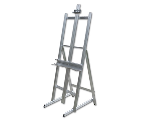 This model is the most solid easel in the Stanrite line and is made to professional standards.
