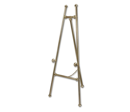 This beautiful easel adds a touch of class to any room!