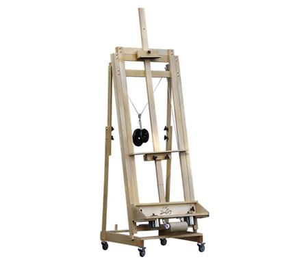 This wonderful easel is a treat for any artist.