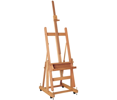 Mabefs Convertible H-Frame Easel