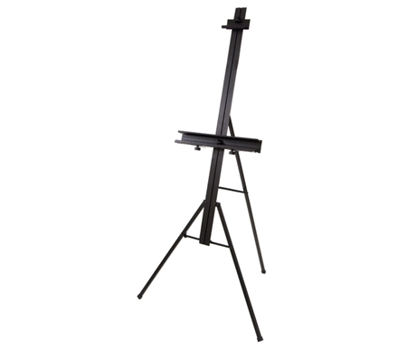 Since this easel only weighs only 7.5 lbs, you can take it anywhere!